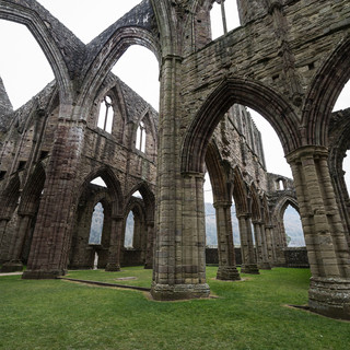 Монастырь Тинтерн Tintern Abbey