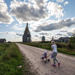 Пияла, Архангельская область, Россия / Piyala, Arkhangelsk region, Russia