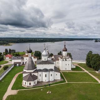 Ферапонтов монастырь, Ферапонтово, Вологодская область  Ferapontov Monastery, Vologda region