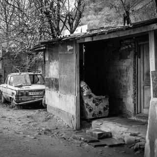 Тбилисская сцена A scene from Tbilisi