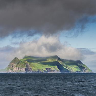 Остров Мичинес Mykines Island