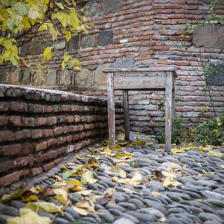 Уголок Тбилиси A nook in Tbilisi