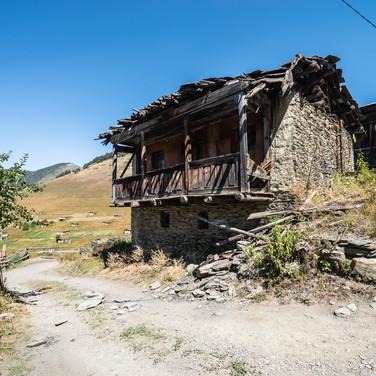 Село Шенако  Shenako village