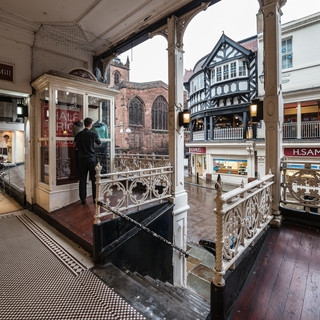 Eastgate Rows South, Chester