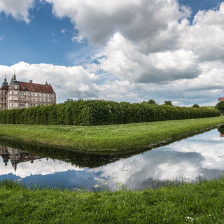 Замок Гюстров Güstrow Castle