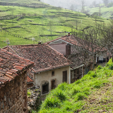 Деревенские дома в Лафуэнте Village houses in Lafuente