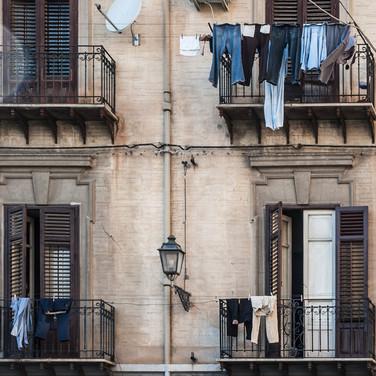 Палермские балконы Palermitan balconies