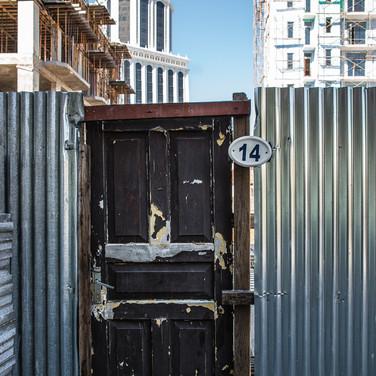Дверь в новый мир, Батуми A door to the new world, Batumi