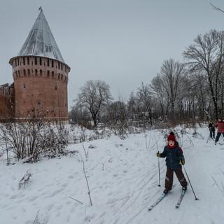 Смоленск, Россия / Smolensk, Russia