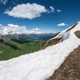В горах Сванетии In Svaneti's mountains