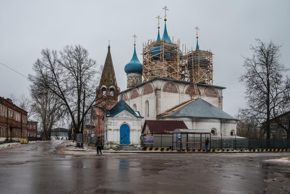 Гороховец: допетровские палаты, деревянный модерн и обычная русская «городская среда»