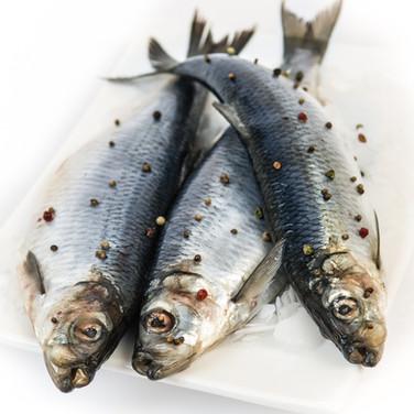 Пряная селедка Spiced herring