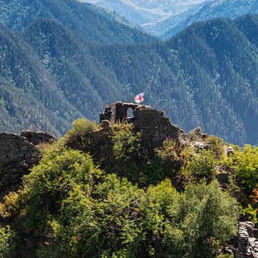 Развалины Старого Дикло  Ruins of Old Diklo