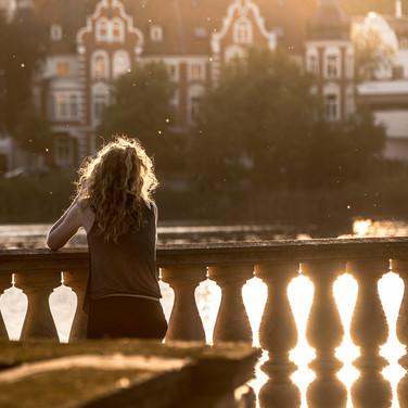 Вечером в Шверине An evening in Schwerin