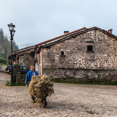 Сельская жизнь, Кармона Rural life in the village of Carmona
