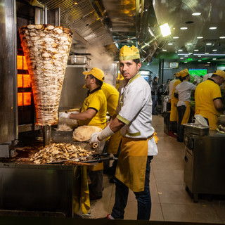 Шаурма / Döner kebab