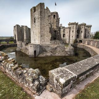 Замок Раглан Raglan Castle