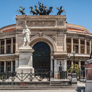Театро Политеама Гарибальди, Палермо Teatro Politeama Garibaldi, Palermo
