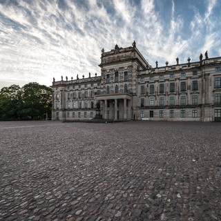 Дворец Людвигслюст Ludwigslust Palace