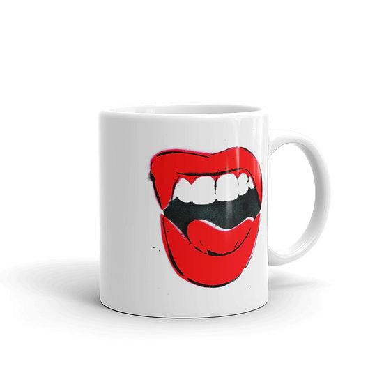 Scream and Shout Mug