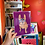 "Thumbnail: ""Pride Pup"" Pop Art Print"