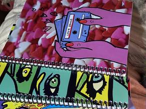 New Spiral Notebooks