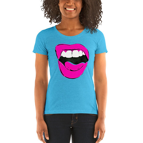 NEW! Scream And Shout Ladies' short sleeve t-shirt