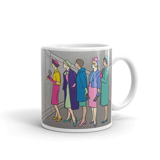 Ladies, Choose Your Weapons Mug