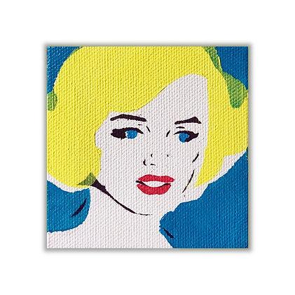 Mini Marilyn Monroe Paintings