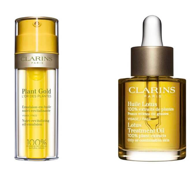 Clarins Face Treatment Oils