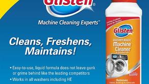 Glisten Washer Magic Machine Cleaner and Deodorizer