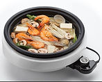 Aroma 3-in-1 Electric Indoor Grillet 3Qt $29.90 << $53.99