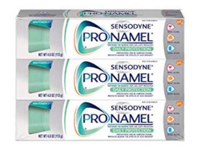 Sensodyne Pronamel Toothpaste 4 oz X 3-Pack $7.04
