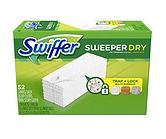 Swiffer Sweeper Dry Mop Refills 52-ct X 2-pack [$5 Off]