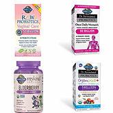 Garden of Life Probiotics, Vitamins 30% off + 25% off
