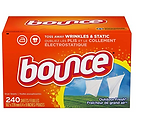 Bounce Dryer Sheets 240-Ct $5.62 << $12.95