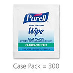 PURELL Hand Sanitizing Wipes, 300-Ct Individually Wrapped $17.77