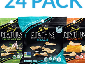 Stacy's Pita Thins 24-Variety Pack $10.43