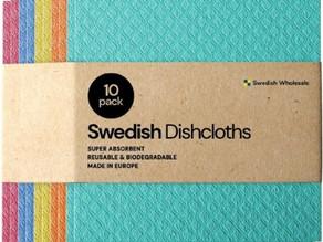 Swedish Dishcloth 10-Pack $19.95 << $24.99