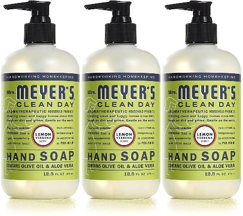 Mrs. Meyer's Clean Day Liquid Hand Soap   Amazon Coupons