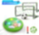 실내/실외 어디서나 플레이 가능한 Deerc Kids' Hover Soccer Ball Set $14.27 << $21.95 / 아마존 시크릿 할인코드