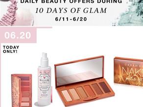 [종료] Urban Decay Naked 아이쉐도우 팔레트 50% 할인 / Macy's 뷰티 글램 세일/ Shiseido 30%할인 + 프리쉽핑(6/20일까지)
