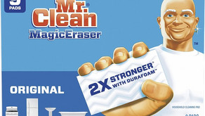 Mr. Clean Magic Eraser Original 9-Ct $4.54 << $9.58