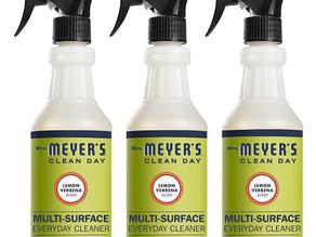 Mrs. Meyer's Clean Day Multi-Surface, Lemon Verbena, 3-Pk $8.85