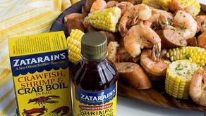 Zatarain's® Crawfish, Shirimp & Crab Boil Spices and Seasoning