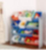 HONEY-CAN-DO 12칸 수납 장난감 정리함 $46.22 << $55.99 / 아마존 세일