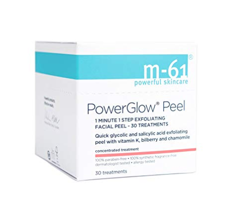 M-61 PowerGlow Peel Pads I Kongdeals 콩딜은 핫딜, hot deals, 할인쿠폰,아마존 할인코드,  아마존 쿠폰 코드, coupons, coupon code, promo code, freesbees,  무료 선물등  특별히 선별된 미국 쇼핑채널 및  브랜드 정보를  매일 공유합니다.