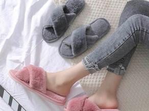 Soft Slide Indoor Slippers for Women $8.79 << $19.99