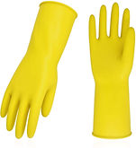 10-Pairs Reusable Household Gloves $12.73 (36% Off)