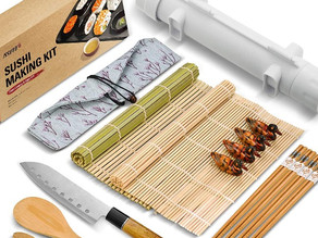 Sushi Making All-in-One Kit $13.79 (40% Off)